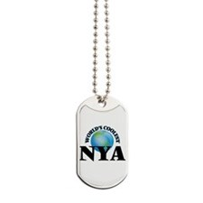 World's Coolest Nya Dog Tags