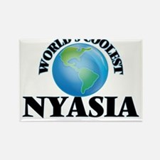 World's Coolest Nyasia Magnets