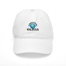 World's Coolest Olivia Baseball Cap