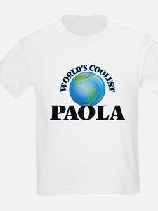 World's Coolest Paola T-Shirt