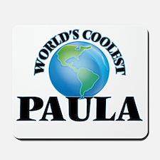 World's Coolest Paula Mousepad