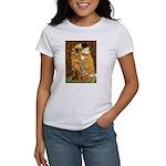 Kiss / Dachshund Women's T-Shirt