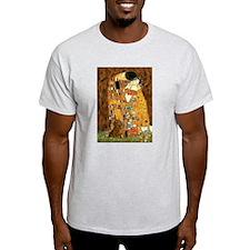 Kiss / Dachshund T-Shirt