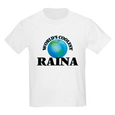 World's Coolest Raina T-Shirt