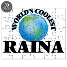 World's Coolest Raina Puzzle