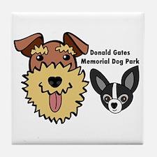 DGMDP Logo Tile Coaster