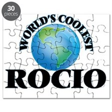 World's Coolest Rocio Puzzle