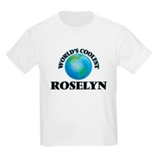 World's Coolest Roselyn T-Shirt