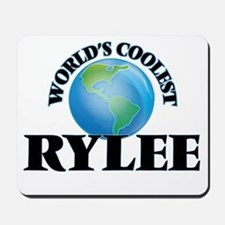 World's Coolest Rylee Mousepad