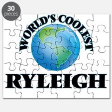 World's Coolest Ryleigh Puzzle