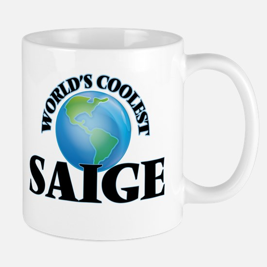 World's Coolest Saige Mugs
