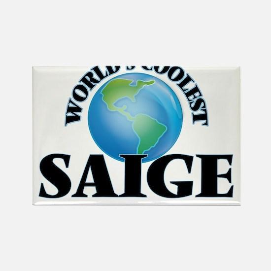 World's Coolest Saige Magnets