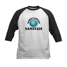 World's Coolest Saniyah Baseball Jersey