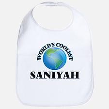 World's Coolest Saniyah Bib