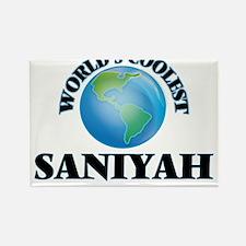 World's Coolest Saniyah Magnets