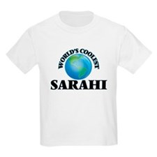 World's Coolest Sarahi T-Shirt