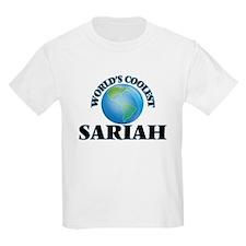 World's Coolest Sariah T-Shirt