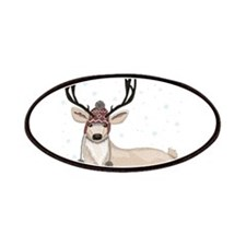 Christmas Deer Patches