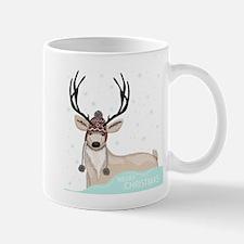 Christmas Deer Mugs