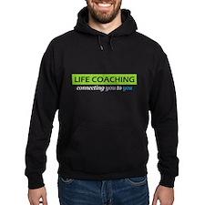 Life coaching Hoodie