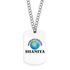 World's Coolest Shaniya Dog Tags
