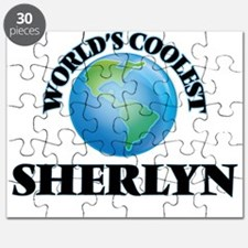 World's Coolest Sherlyn Puzzle