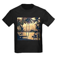 Tropical Silhouettes T-Shirt