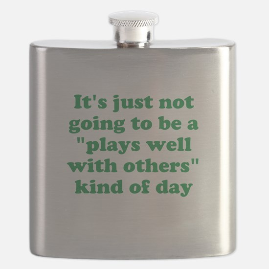 Plays Well With Others? Flask
