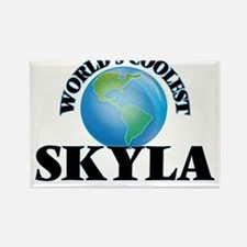World's Coolest Skyla Magnets