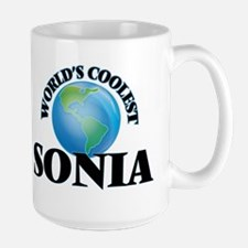 World's Coolest Sonia Mugs