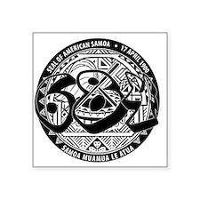 Seal of American Samoa Sticker