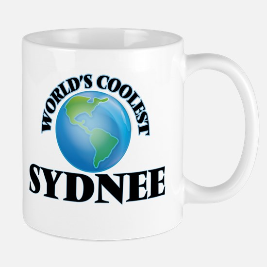 World's Coolest Sydnee Mugs