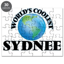 World's Coolest Sydnee Puzzle