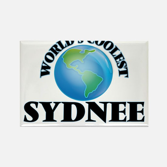 World's Coolest Sydnee Magnets