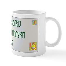 Hugged Angora Coffee Mug