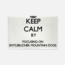 Keep calm by focusing on Entlebucher Mount Magnets