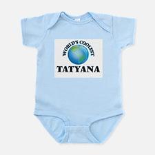 World's Coolest Tatyana Body Suit