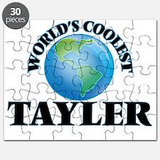World's Coolest Tayler Puzzle