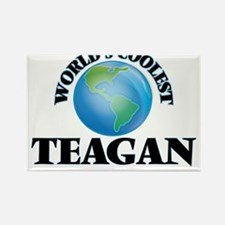 World's Coolest Teagan Magnets