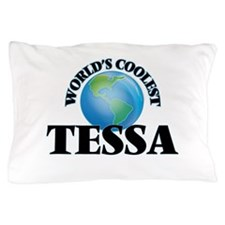 World's Coolest Tessa Pillow Case
