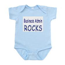 Business Admin Rocks Infant Bodysuit