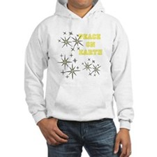 Stary Peace on Earth Hoodie