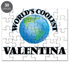 World's Coolest Valentina Puzzle