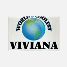 World's Coolest Viviana Magnets