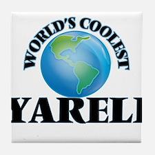 World's Coolest Yareli Tile Coaster