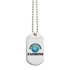 World's Coolest Yasmine Dog Tags