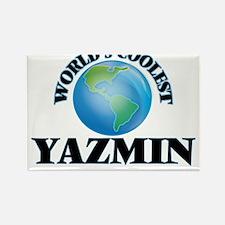 World's Coolest Yazmin Magnets