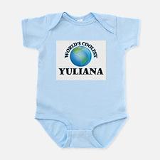 World's Coolest Yuliana Body Suit