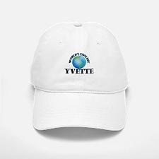 World's Coolest Yvette Baseball Baseball Cap