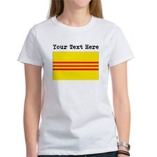 Custom Old South Vietnam Flag T-Shirt